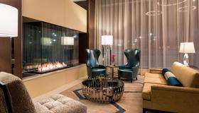 JW Marriott Minneapolis Mall of America - Minneapolis - Living room