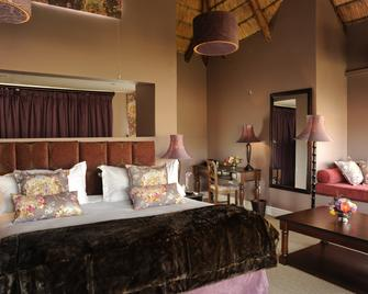 Granny Mouse Country House & Spa - Lidgetton - Bedroom
