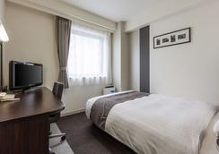 Comfort Hotel Akita - Akita - Bedroom