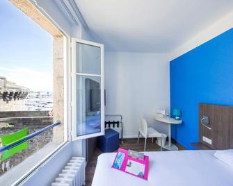 ibis Styles Saint-Malo Centre Historique - Сен-Мало - Bedroom