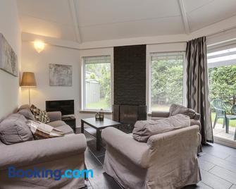 Bungalowpark Het Verscholen Dorp - Harderwijk - Living room