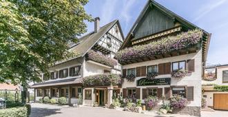 Hotel-Landgasthof Rebstock - Freiburg im Breisgau - Toà nhà