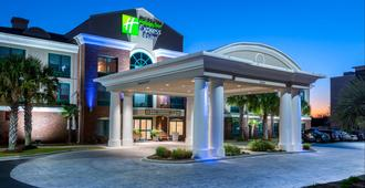 Holiday Inn Ex Hotel & Suites Florence I-95 & I-20 Civic Ctr - Florence - Building