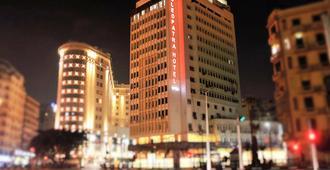 Cleopatra Hotel - El Cairo - Edificio