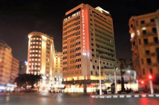 Cleopatra Hotel - Каир - Здание