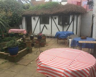 Swan house - Harwich - Patio