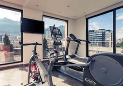 bh Tempo 酒店 - 波哥大 - 波哥大 - 健身房