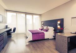 bh Tempo 酒店 - 波哥大 - 波哥大 - 臥室
