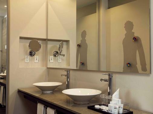bh Tempo 酒店 - 波哥大 - 波哥大 - 浴室