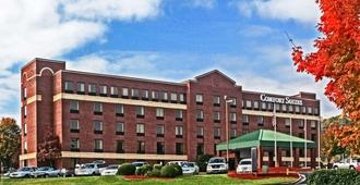 Comfort Suites Outlet Center - Asheville