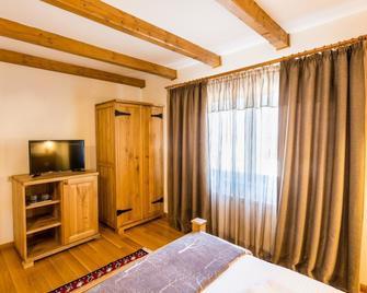 Dacii Liberi Resort & Spa - Leordina - Bedroom