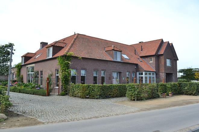 't Welthof - Bree - Gebäude