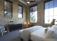 Kinn Guesthouse Mke - Milwaukee - Bedroom
