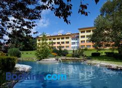 Lipno Wellness - Frymburk Hotel Private Family Room - Frymburk - Habitación