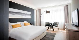 Marriott Lyon Cité Internationale - Lyon - Bedroom