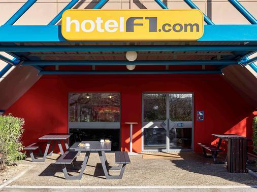 hotelF1 Lyon 8ème États-Unis - Vénissieux - Building