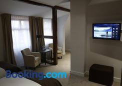 Hotel Chopin Bydgoszcz - Bydgoszcz - Bedroom