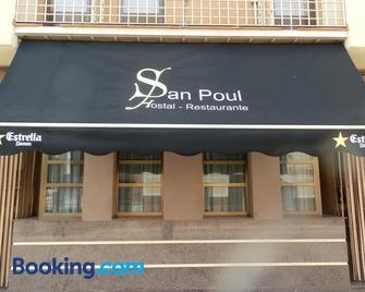 Hostal Restaurante San Poul - Consuegra - Building