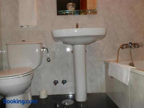 Hostal Restaurante San Poul - Consuegra - Bathroom