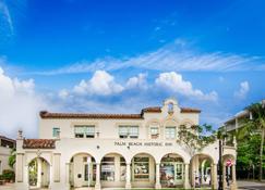 Palm Beach Historic Inn - Palm Beach - Building