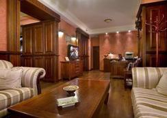 Sofia Residence Boutique Hotel - Sofía - Recepción