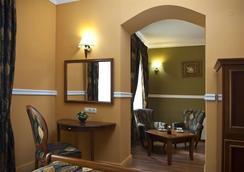 Sofia Residence Boutique Hotel - Σόφια - Κρεβατοκάμαρα
