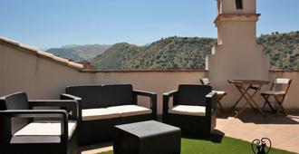 Villa Los Gatos - Granada - Balcón