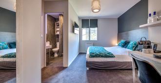 Bdx Hôtel Gare Saint-Jean - Bordeaux - Bedroom