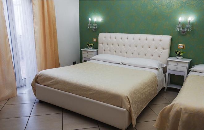 Blu Mediterraneo Bed & Breakfast - Messina - Bedroom