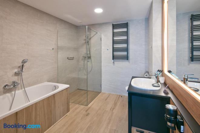 Baltin Hotel & Spa - Mielno (Zachodniopomorskie) - Bathroom