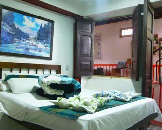Artvelez Hostel - Salento - Slaapkamer