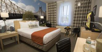 Adria Hotel and Conference Center - Queens - Bedroom