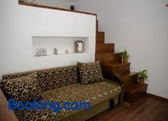 Babylon Apartment on Bukovinskaya Street - Rivne - Living room