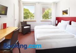 Hotel an der Marienkirche - Lübeck - Bedroom
