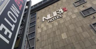 Gwangan Nuri Hotel - Busan - Building