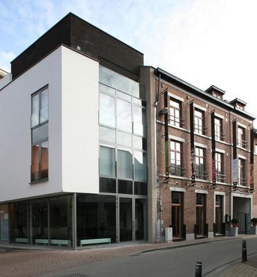 Hotel De Groene Hendrickx - Άσσελτ - Κτίριο
