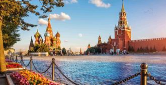 Novotel Moscow Centre - Moscovo - Exterior