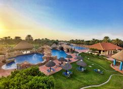 Danat Al Ain Resort - Al Ain - Pool