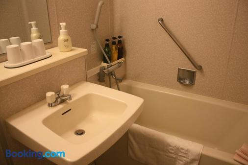 Kagoshima Sun Royal Hotel - Kagoshima - Bathroom