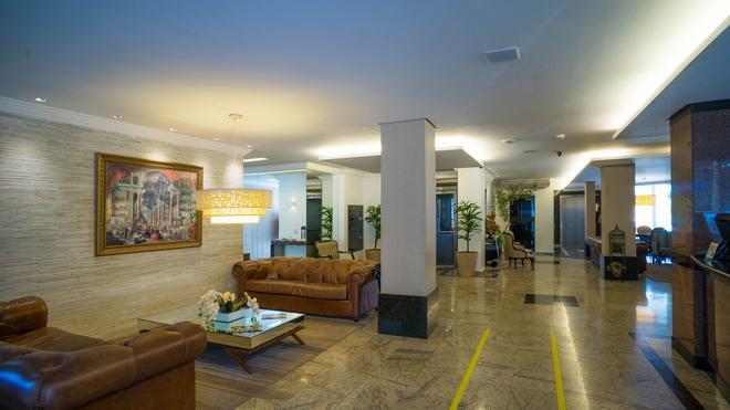 拉古納廣場酒店 - 努克萊奧班代蘭特 - 巴西利亞 - 大廳