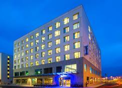 Radisson Blu Metropol Hotel Helsingborg - Helsingborg - Bygning