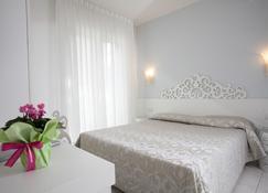 Hotel Albatros - Езоло - Спальня
