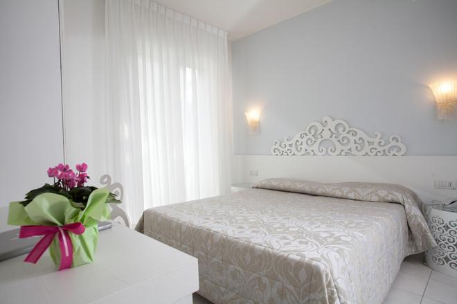 阿巴托斯酒店 - 耶索羅 - 迪耶索洛 - 臥室