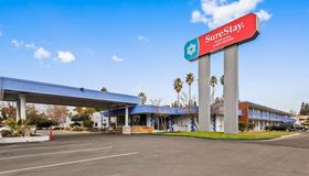 SureStay Plus Hotel by Best Western Sacramento Cal Expo - Sacramento - Bygning