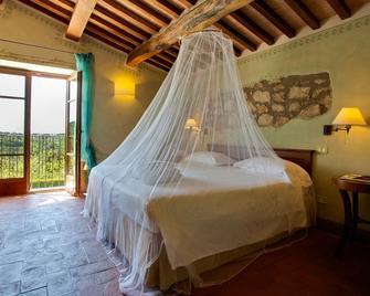 La Melosa Resort&Spa - Roccastrada - Спальня