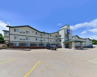 Americas Best Value Inn Jefferson City - Jefferson City - Gebouw