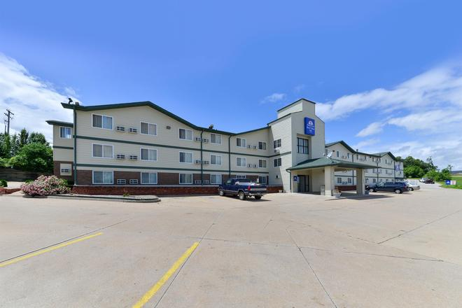 Americas Best Value Inn Jefferson City - Jefferson City - Rakennus