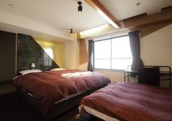 Oak Hotel Ikebukuro - Tokyo - Bedroom