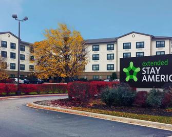 Extended Stay America - Chicago - Elmhurst - O'Hare - Elmhurst - Building
