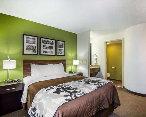 Sleep Inn - Joplin - Makuuhuone